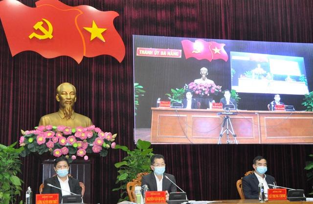 """Đà Nẵng chọn chủ đề năm 2021 là """"Năm khôi phục tăng trưởng và đẩy mạnh phát triển kinh tế"""" - Ảnh 2."""
