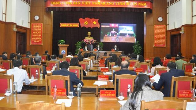 """Đà Nẵng chọn chủ đề năm 2021 là """"Năm khôi phục tăng trưởng và đẩy mạnh phát triển kinh tế"""" - Ảnh 1."""