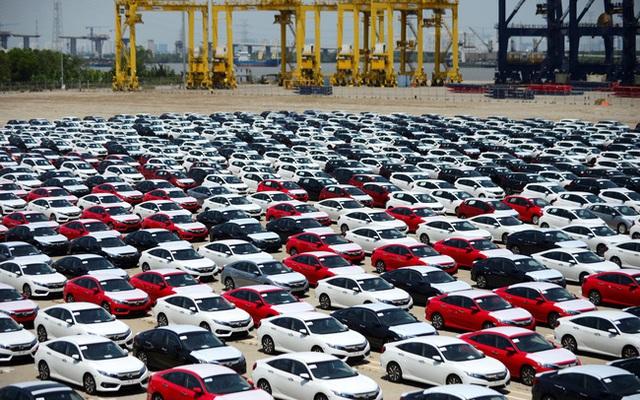 Tạm dừng giấy phép kinh doanh đối với doanh nghiệp nhập khẩu ô tô có bản đồ vi phạm chủ quyền  - Ảnh 1.