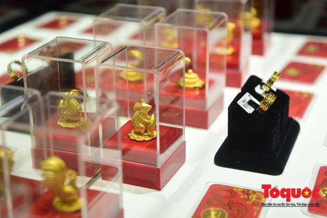 Ngày Vía Thần tài: Giá vàng leo cao chót vót, vượt mốc 45 triệu đồng/lượng - Ảnh 1.