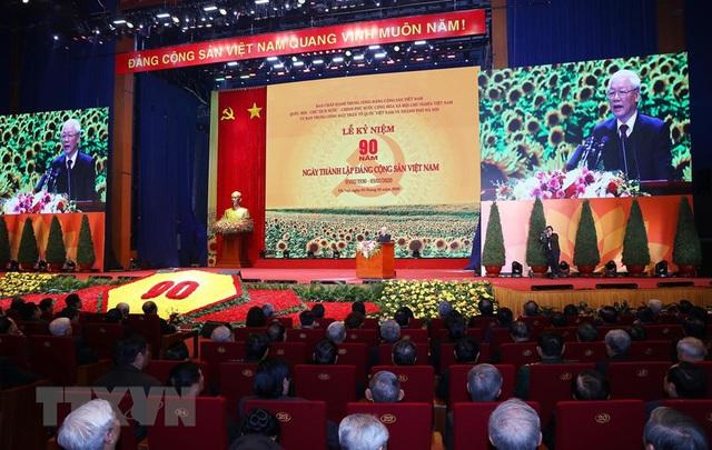 Hình ảnh Lễ kỷ niệm 90 năm Ngày thành lập Đảng - Ảnh 1.