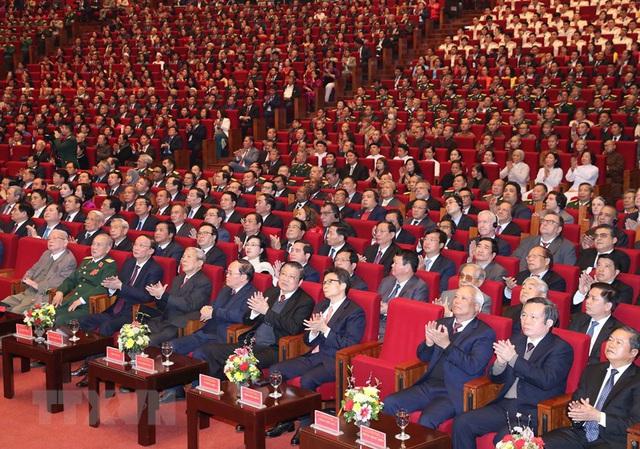 Hình ảnh Lễ kỷ niệm 90 năm Ngày thành lập Đảng - Ảnh 8.