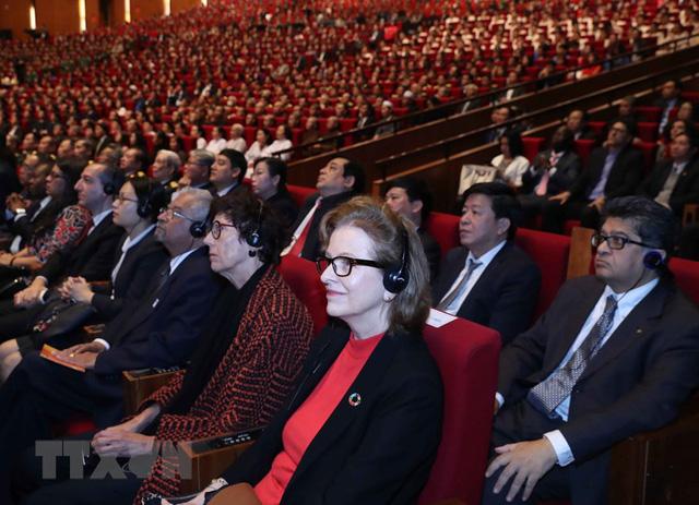 Hình ảnh Lễ kỷ niệm 90 năm Ngày thành lập Đảng - Ảnh 10.
