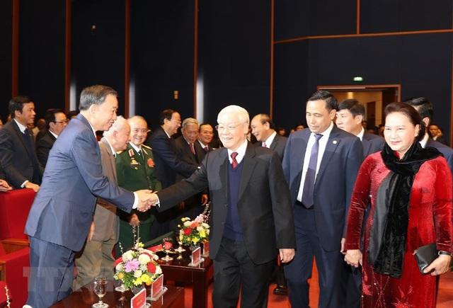 Hình ảnh Lễ kỷ niệm 90 năm Ngày thành lập Đảng - Ảnh 7.