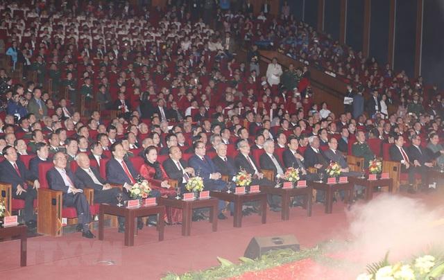 Hình ảnh Lễ kỷ niệm 90 năm Ngày thành lập Đảng - Ảnh 2.