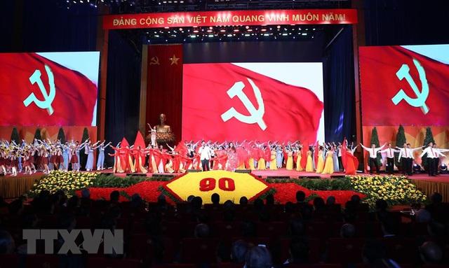 Hình ảnh Lễ kỷ niệm 90 năm Ngày thành lập Đảng - Ảnh 12.