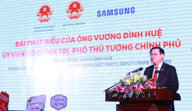 Nâng khả năng tham gia chuỗi cung ứng toàn cầu cho doanh nghiệp tại Hải Dương  - Ảnh 1.