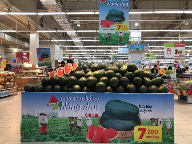"""Bộ Công Thương """"thị sát"""" nguồn hàng thực phẩm tại các siêu thị  - Ảnh 1."""