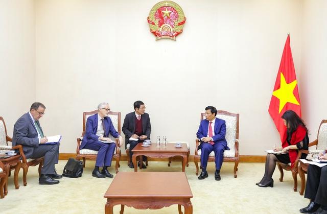 Bộ trưởng Nguyễn Ngọc Thiện: Hợp tác văn hóa, thể thao, du lịch Việt Nam- Đức đã đạt nhiều thành tựu quan trọng - Ảnh 1.
