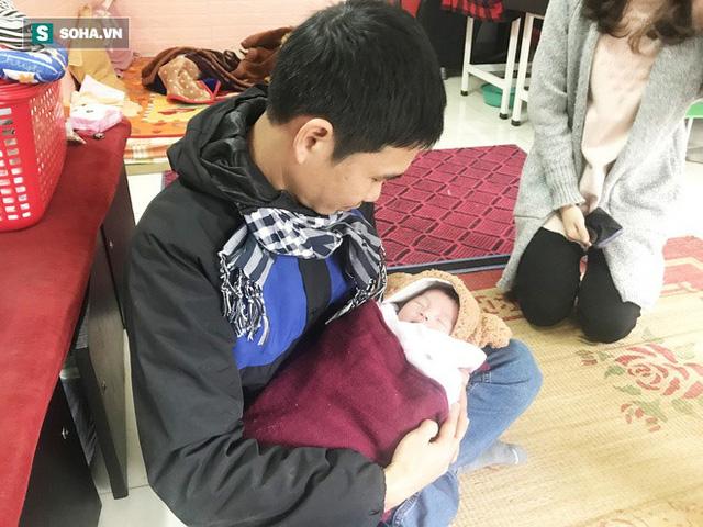 Rơi nước mắt hoàn cảnh thương tâm ở Hà Nội: Bố mất vì điện giật, bé gái chào đời khi mẹ băng huyết tử vong sáng 30 Tết - Ảnh 5.