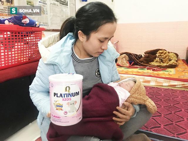 Rơi nước mắt hoàn cảnh thương tâm ở Hà Nội: Bố mất vì điện giật, bé gái chào đời khi mẹ băng huyết tử vong sáng 30 Tết - Ảnh 11.