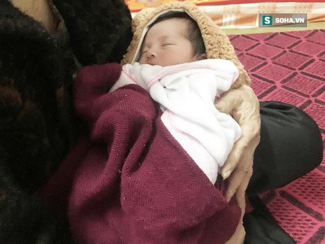 Rơi nước mắt hoàn cảnh thương tâm ở Hà Nội: Bố mất vì điện giật, bé gái chào đời khi mẹ băng huyết tử vong sáng 30 Tết - Ảnh 10.