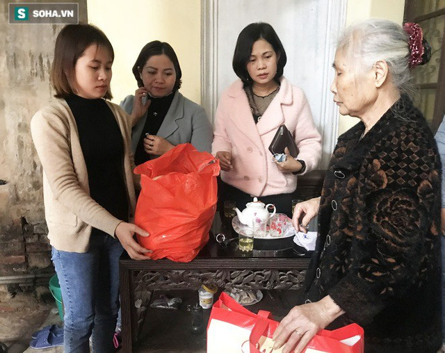 Rơi nước mắt hoàn cảnh thương tâm ở Hà Nội: Bố mất vì điện giật, bé gái chào đời khi mẹ băng huyết tử vong sáng 30 Tết - Ảnh 6.