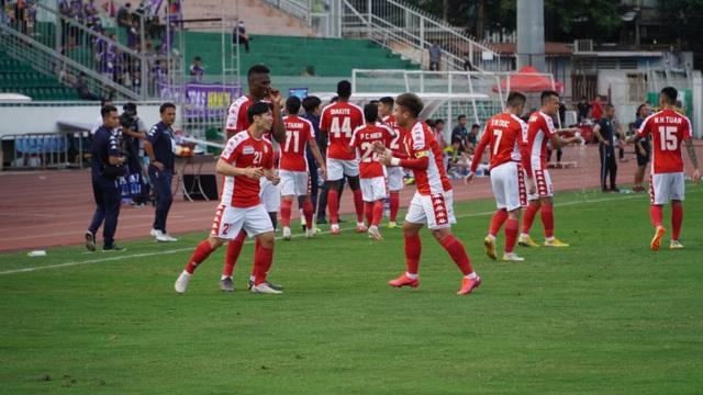 Công Phượng tỏa sáng, CLB TP. HCM vẫn để tuột Siêu Cup Quốc gia - Ảnh 1.
