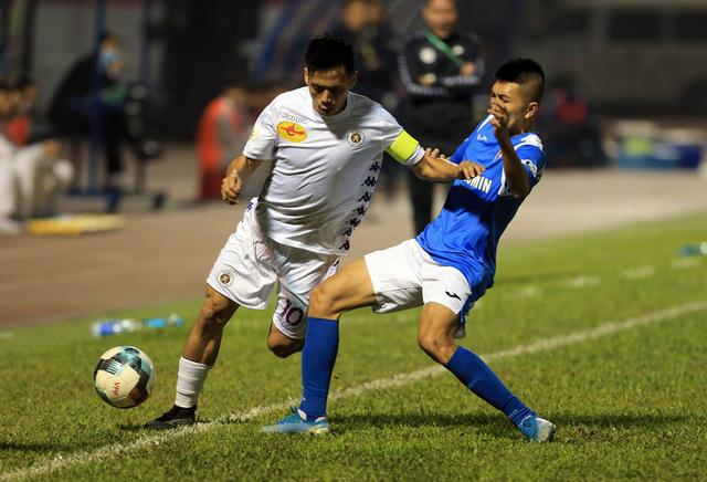 VFF tính đến phương án thi đấu tập trung tại V-League 2020 - Ảnh 1.