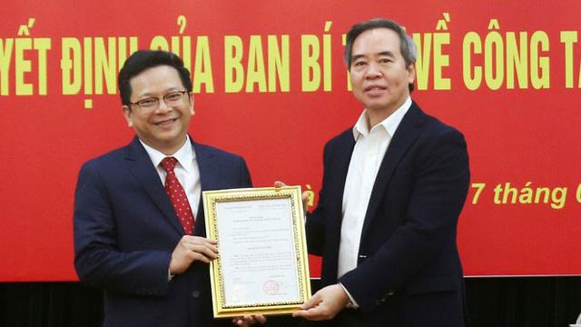 Ban Kinh tế Trung ương lại thêm 01 Phó trưởng Ban thế hệ 7X - Ảnh 1.