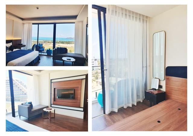 Khách sạn xanh The Coastal Hill hé lộ những hình ảnh hoàn thiện mới nhất - Ảnh 1.