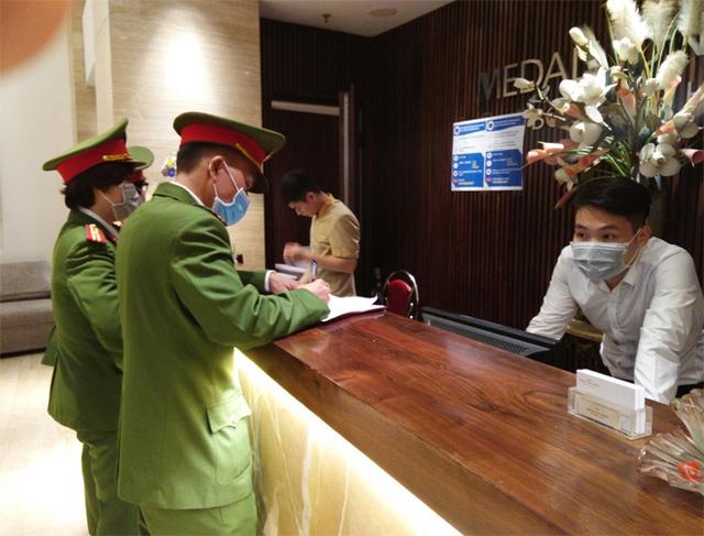 Bộ Công an đã hoàn thành việc rà soát số lượng người nhập cảnh vào Việt Nam - Ảnh 1.