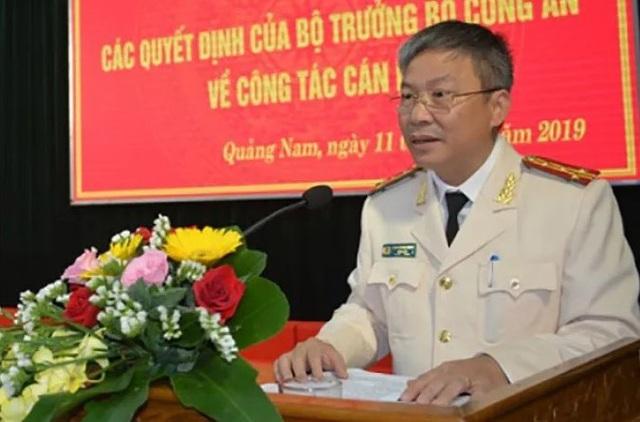Nhân sự mới của Ban Bí thư, Bộ Nội vụ - Ảnh 1.