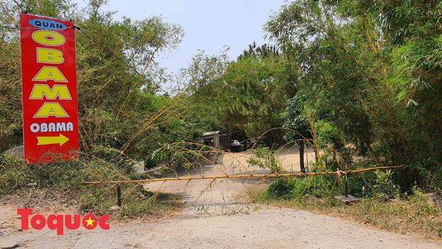 Đà Nẵng lập chốt chặn không cho người dân và du khách lên bán đảo Sơn Trà để phòng chống dịch Covid-19 - Ảnh 12.