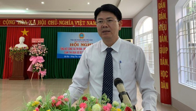Thứ trưởng Bộ Tư pháp Nguyễn Thanh Tịnh tham gia Tổ công tác của Thủ tướng - Ảnh 1.