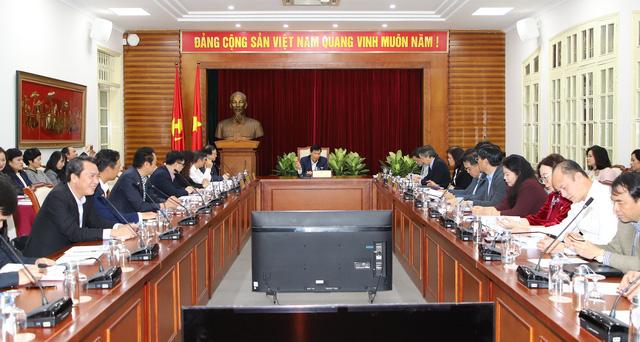 Bộ trưởng Nguyễn Ngọc Thiện: Đào tạo tài năng không nhất thiết phải số lượng mà quan trọng là năng khiếu  - Ảnh 1.