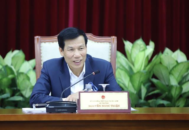 Bộ trưởng Nguyễn Ngọc Thiện: Đào tạo tài năng không nhất thiết phải số lượng mà quan trọng là năng khiếu  - Ảnh 3.