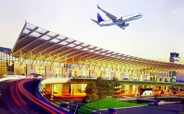 Chính phủ phê duyệt nhiệm vụ lập Quy hoạch phát triển hệ thống cảng hàng không, sân bay toàn quốc - Ảnh 1.