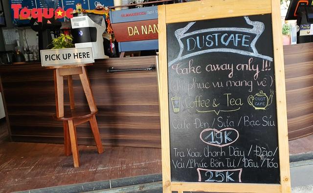 Đà Nẵng: Các cửa hàng ăn uống bán qua mạng hoặc bán mang đi, chỉ được phép hoạt động đến 0h ngày 2/4 - Ảnh 1.