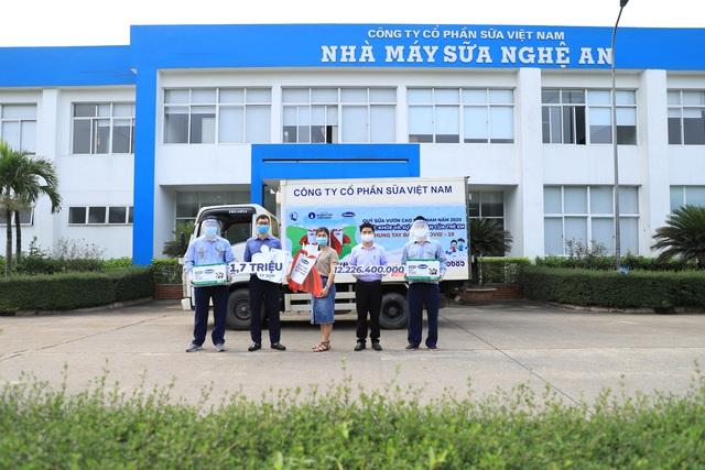 Vinamilk và Quỹ sữa vươn cao Việt Nam dành 12,5 tỷ đồng tặng 1,7 triệu ly sữa cho trẻ em khó khăn trên cả nước trong đại dịch Covid-19 - Ảnh 3.