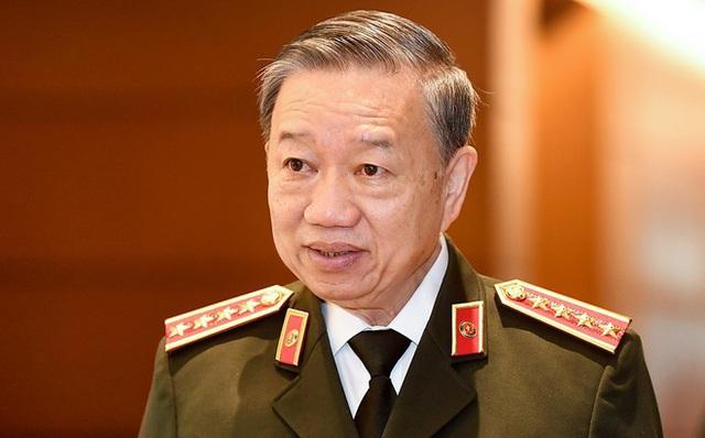 """Bộ trưởng Công an Tô Lâm: Nếu có tình trạng bảo kê, chống lưng cho băng nhóm Đường """"Nhuệ"""" sẽ xử lý ngay - Ảnh 1."""