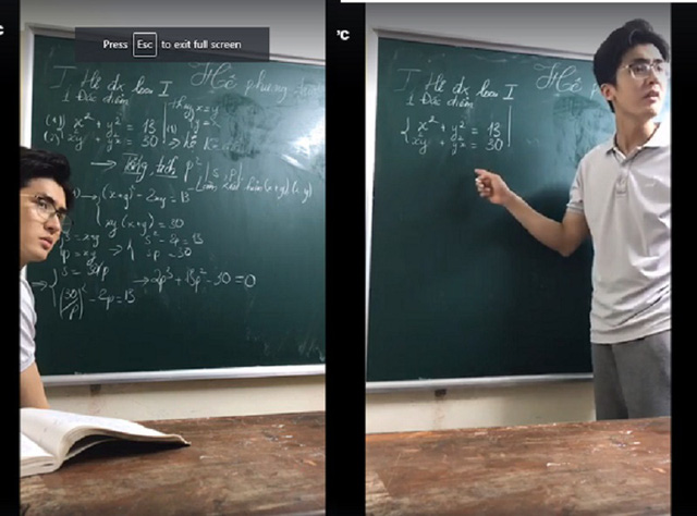 Hà Nội: Học sinh không đến trường, triển khai dạy học trực tuyến từ ngày 17/2 - Ảnh 1.