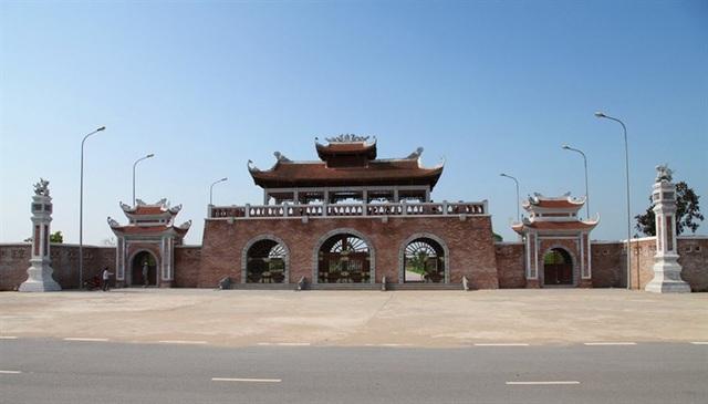 Kết nối, xây dựng tuyến du lịch chủ điểm Trần Triều - Ảnh 1.
