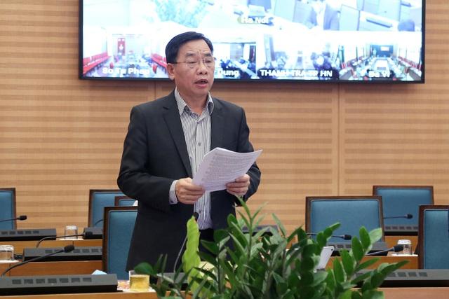 Hà Nội phát hiện 1 trường hợp dương tính với SARS-CoV-2 ở huyện Mê Linh, từng khám ở BV Bạch Mai - Ảnh 2.