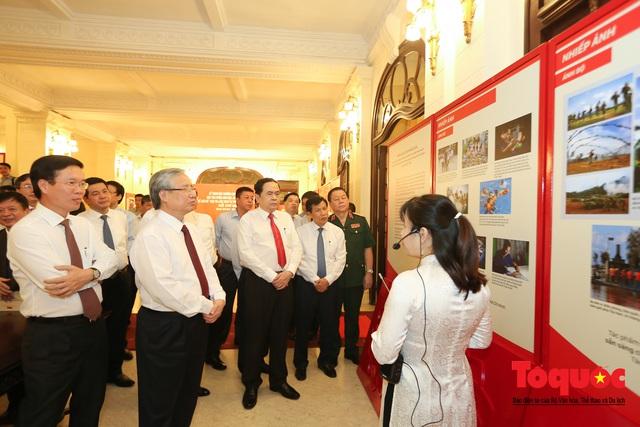 """Lễ trao giải sáng tác chủ đề """"Học tập và làm theo tư tưởng, đạo đức, phong cách Hồ Chí Minh"""" - Ảnh 15."""