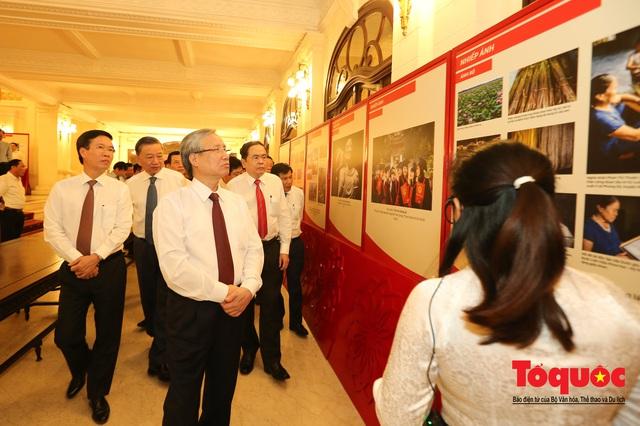 """Lễ trao giải sáng tác chủ đề """"Học tập và làm theo tư tưởng, đạo đức, phong cách Hồ Chí Minh"""" - Ảnh 14."""