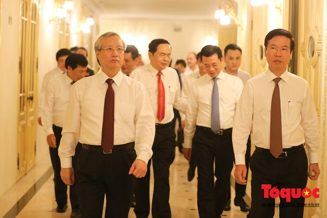 """Lễ trao giải sáng tác chủ đề """"Học tập và làm theo tư tưởng, đạo đức, phong cách Hồ Chí Minh"""" - Ảnh 13."""