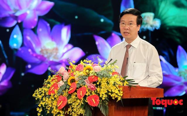 """Lễ trao giải sáng tác chủ đề """"Học tập và làm theo tư tưởng, đạo đức, phong cách Hồ Chí Minh"""" - Ảnh 3."""