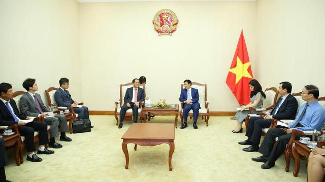Bộ trưởng Nguyễn Ngọc Thiện: Việt Nam- Hàn Quốc tái khởi động mạnh mẽ các chương trình hợp tác văn hóa, thể thao và du lịch sau dịch Covid-19 - Ảnh 2.