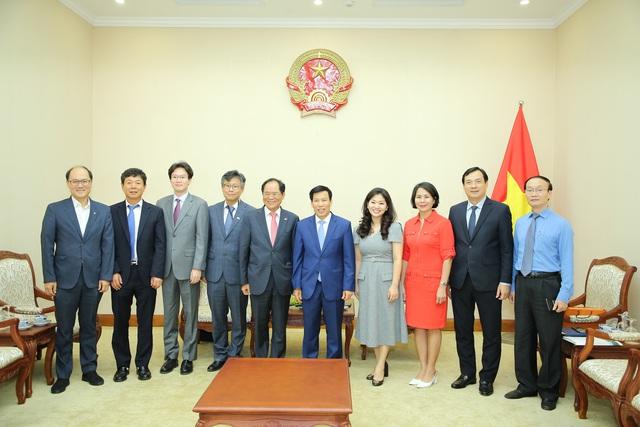 Bộ trưởng Nguyễn Ngọc Thiện: Việt Nam- Hàn Quốc tái khởi động mạnh mẽ các chương trình hợp tác văn hóa, thể thao và du lịch sau dịch Covid-19 - Ảnh 3.