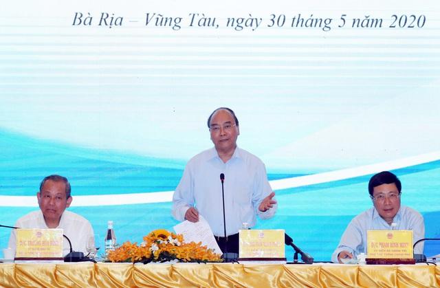 Thủ tướng mong muốn Vùng kinh tế trọng điểm phía Nam về đích 'hùng cường' sớm 10 năm - Ảnh 1.