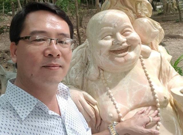 Nguyên Phó Giám đốc Sở của tỉnh Bình Định bị bắt khi đang lẩn trốn ở TP HCM - Ảnh 1.