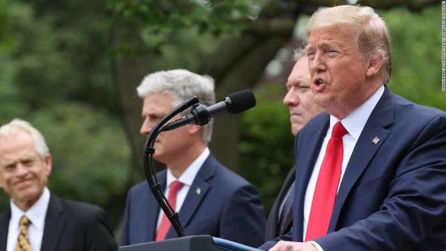 """Nguồn cơn Tổng thống Trump bất ngờ """"đảo ngược"""" quyết tâm họp G7 hoành tráng tại Nhà Trắng - Ảnh 1."""