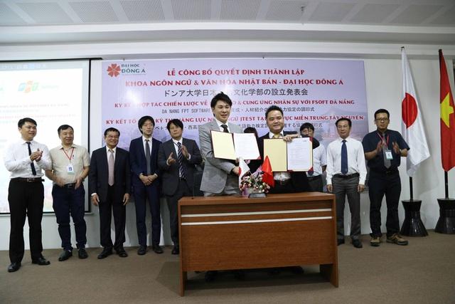 Đại học ngoài công lập đầu tiên ở miền Trung đào tạo ngành Ngôn ngữ Nhật - Ảnh 2.