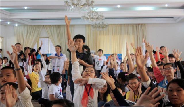 Kiên Giang Xây dựng, thực hiện mô hình thúc đẩy quyền tham gia của trẻ em vào các vấn đề về trẻ em  - Ảnh 1.