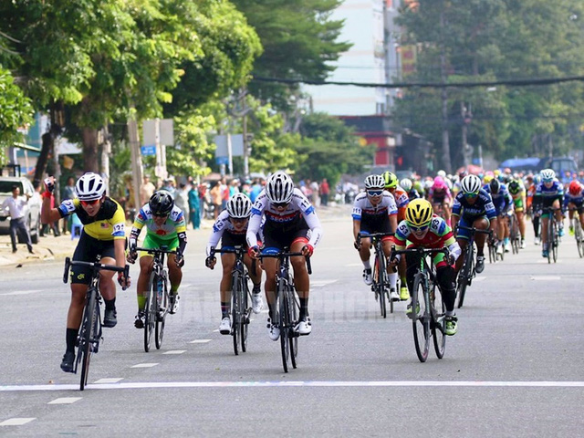 Kiên Giang phối hợp tổ chức Giải xe đạp nữ toàn quốc lần thứ 21-An Giang 2020 - Ảnh 1.