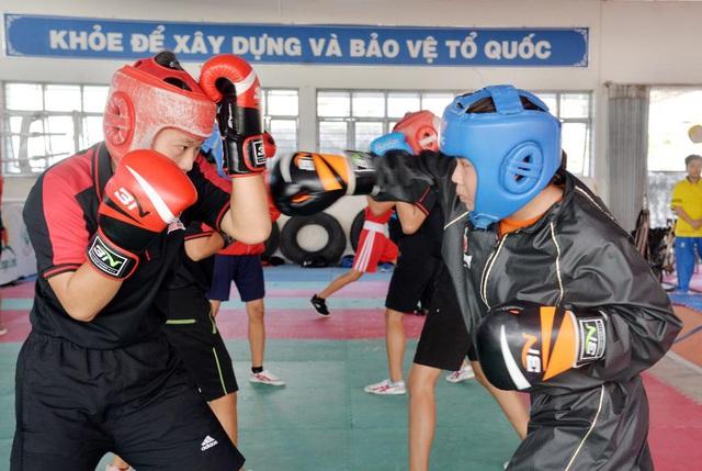Boxing An Giang đặt mục tiêu 5 huy chương vàng  tại Đại hội Thể dục - Thể thao ĐBSCL lần VIII-2020 - Ảnh 1.