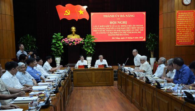 Nhiều ý kiến tâm huyết góp ý dự thảo văn kiện Đại hội Đảng - Ảnh 1.
