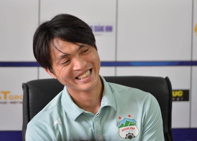 """Tuấn Anh: """"Thắng Hà Nội FC trên sân Hàng Đẫy là rất khó"""" - Ảnh 1."""