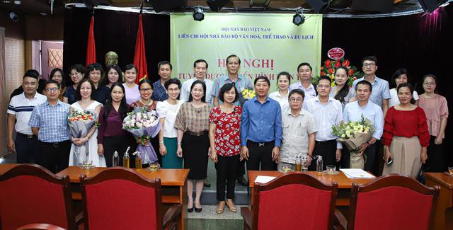 Liên Chi hội Nhà báo Bộ VHTTDL tổ chức Hội nghị tuyên dương điển hình tiên tiến - Ảnh 4.